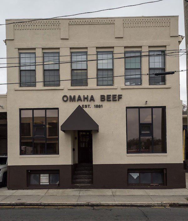 Omaha Beef Company Building Front